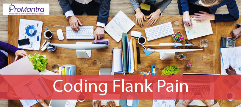 Coding Flank Pain
