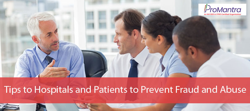 Tips to Hospitals and Patients to Prevent Fraud and Abuse